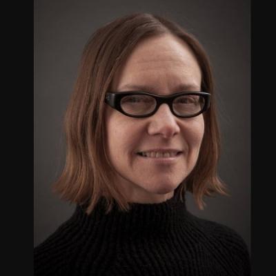 Portrait of Cathie Axe