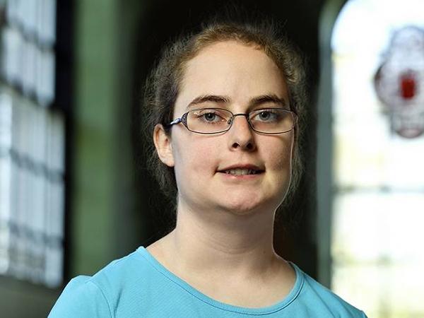 Portrait of Emily Dorffer