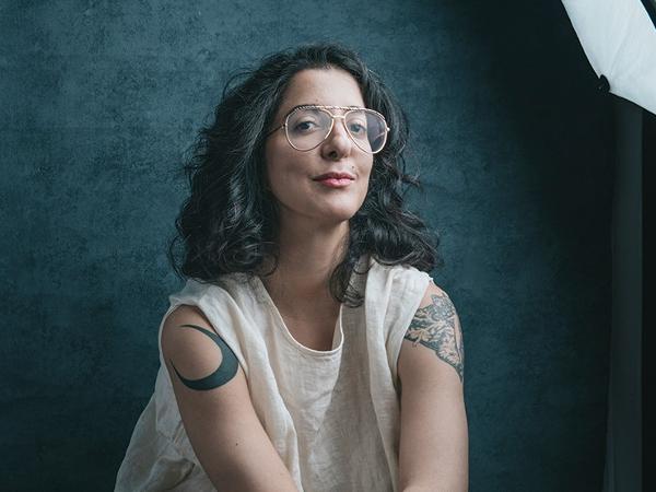 Portrait of Porochista Khakpour